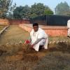 param mitra manav nirman sansthan gurukul tree plantation in haryana