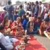 param mitra samuhik kanya vivah in khandakheri narnanund haryana 2018 (6)