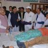 param mitra medical camp captain abhimanyu manohar lal khattar